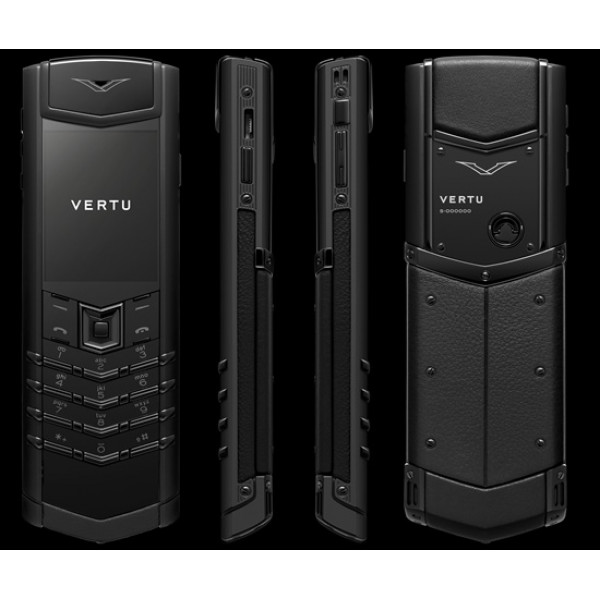 Vertu Signature S Design Steel PVD