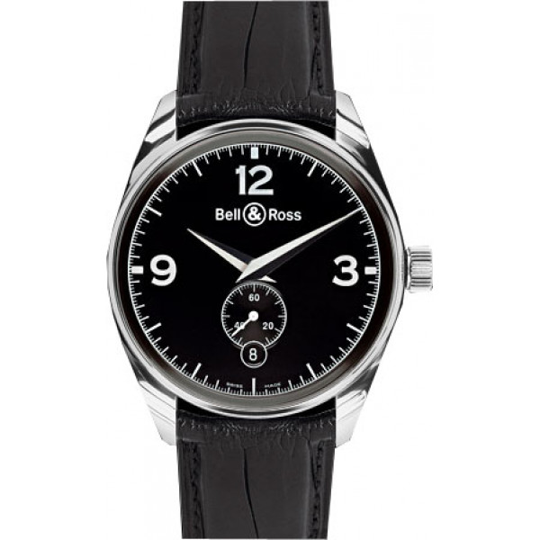 Bell & Ross watches Geneva 123 black