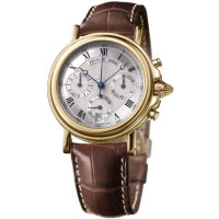 Breguet Marine Chronograph (YG / Leather)