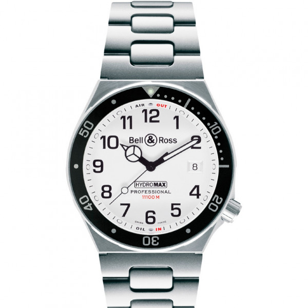 Bell & Ross watches HYDROMAX 11000 M WHITE