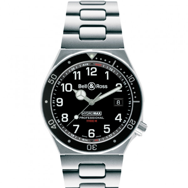 Bell & Ross watches HYDROMAX 11000 M BLACK