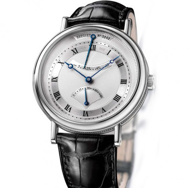 Breguet Classique Retrograde Seconds (WG)