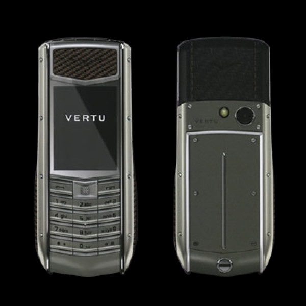 Vertu Ascent Ti Carbon Copper