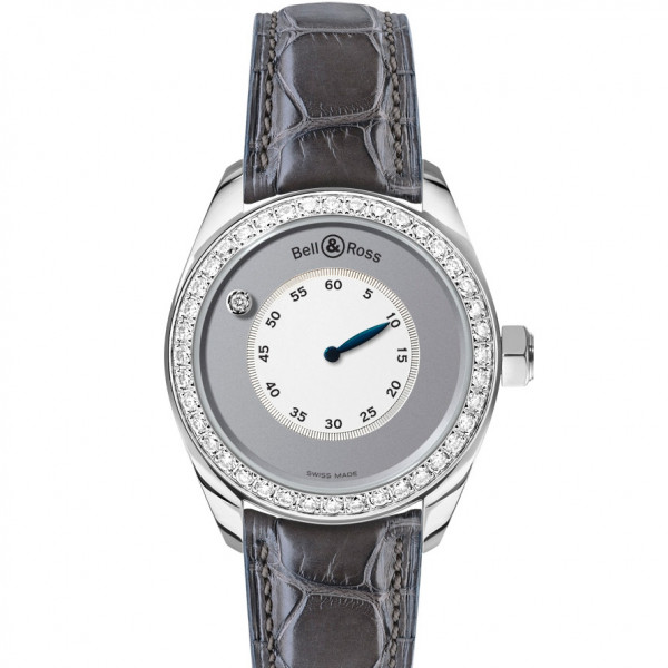 Bell & Ross watches MYSTERY DIAMOND WHITE GOLD