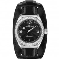 Bell & Ross watches MYSTERY DIAMOND BLACK 1 ROW