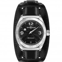Bell & Ross watches MYSTERY DIAMOND BLACK 60 MIN ENGRAVING