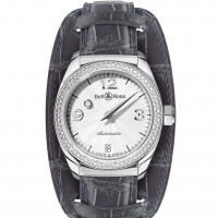 Bell & Ross watches MYSTERY DIAMOND WHITE 2 ROWS