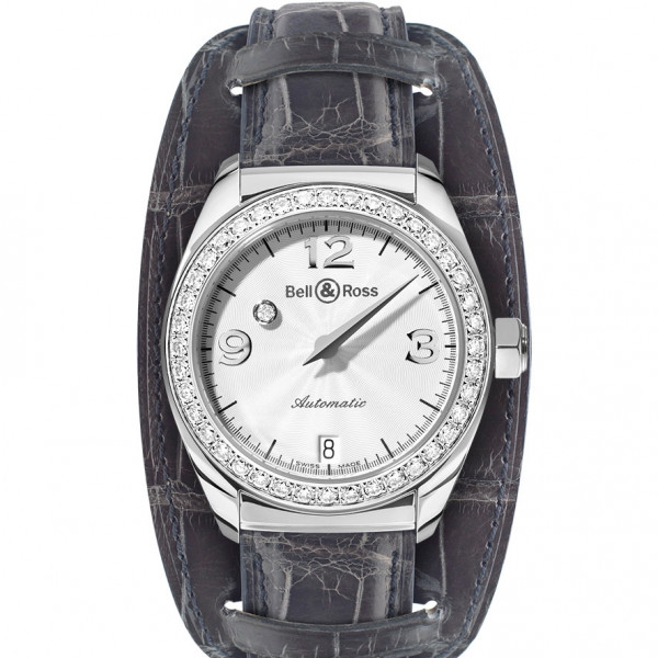 Bell & Ross watches MYSTERY DIAMOND WHITE 1 ROW