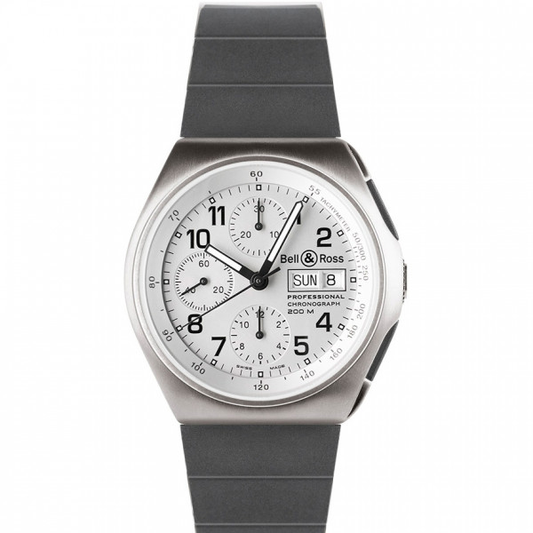 Bell & Ross watches SPACE 3 WHITE