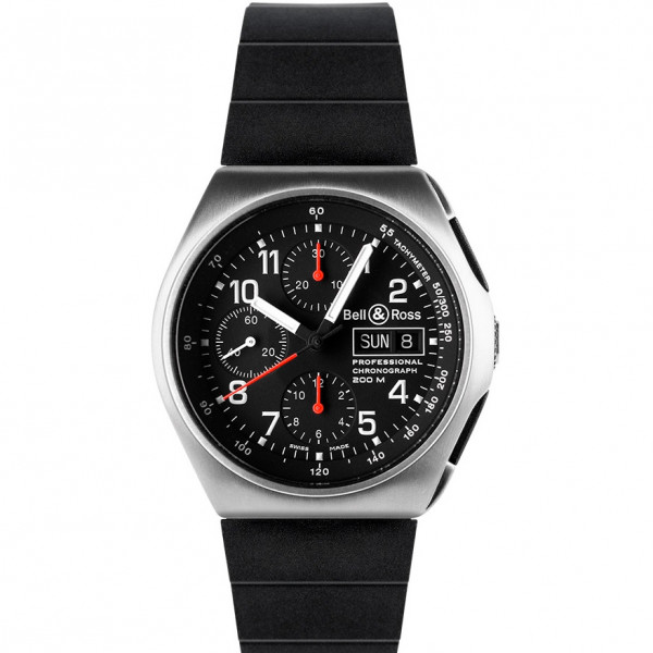 Bell & Ross watches SPACE 3 BLACK