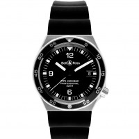 Bell & Ross watches TYPE DEMINEUR BLACK