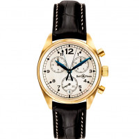 Bell & Ross watches VINTAGE 120 GOLD WHITE