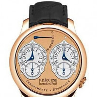 F.P.Journe Chronometre a Resonance (RG / Leather)