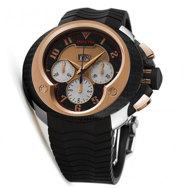 Franc Vila FV Evos 8 Cobra Chronograph Large Date Automatic Limited Edition 88