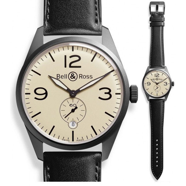 Bell & Ross watches Vintage BR 123 Special Edtion