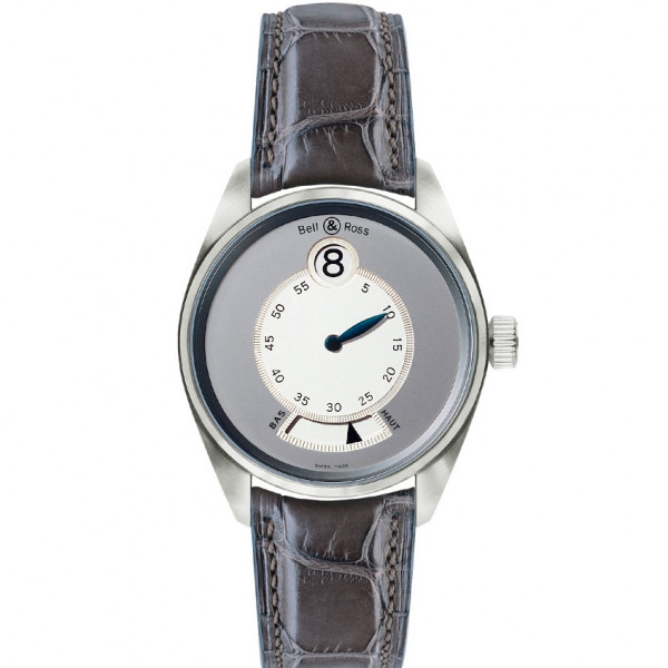 Bell & Ross watches JUMPING HOUR WITH DOUBLE SUBDIAL