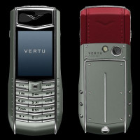 Vertu Ascent Ti Red