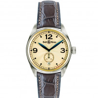 Bell & Ross watches VINTAGE 123 GOLD IVORY