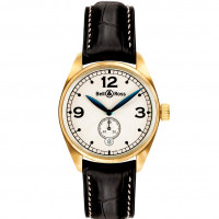 Bell & Ross watches VINTAGE 123 GOLD PEARL