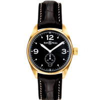 Bell & Ross watches VINTAGE 123 GOLD BLACK
