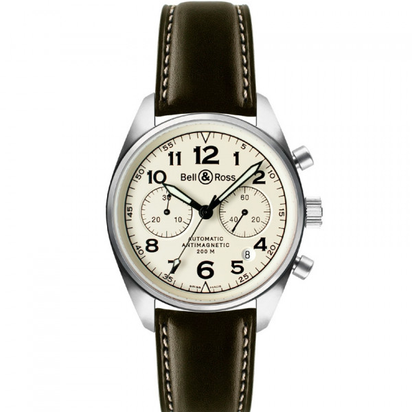 Bell & Ross watches VINTAGE 126 WHITE