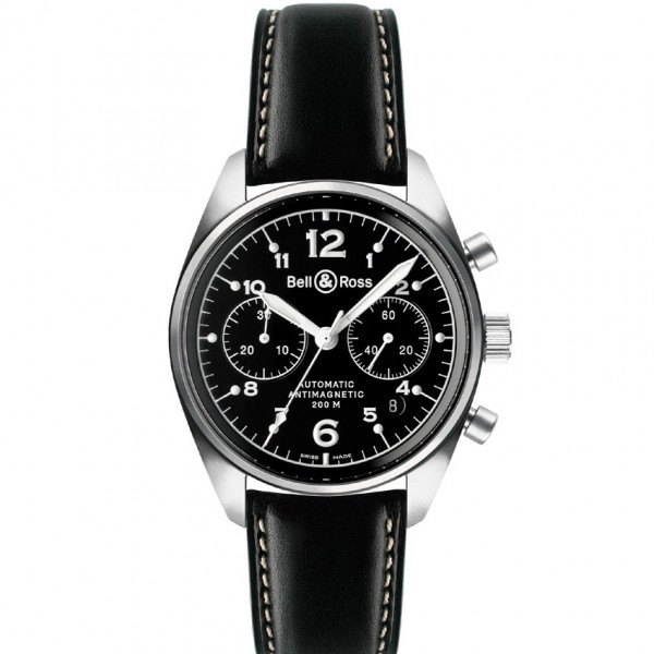 Bell & Ross watches VINTAGE 126 BLACK