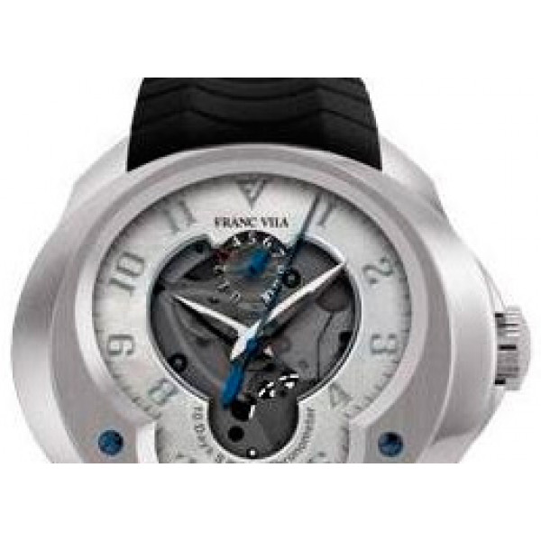Franc Vila FVa N? 5 10 Days Power Reserve Self-controlled Precision System