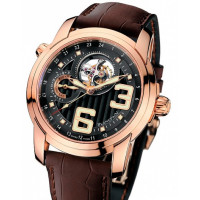 Blancpain watches GMT Tourbillon - Limited Edition