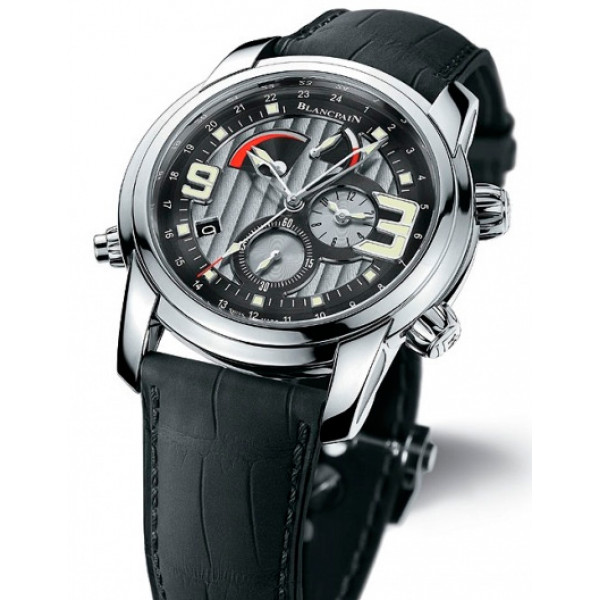 Blancpain watches L-Evolution GMT Alarm Watch