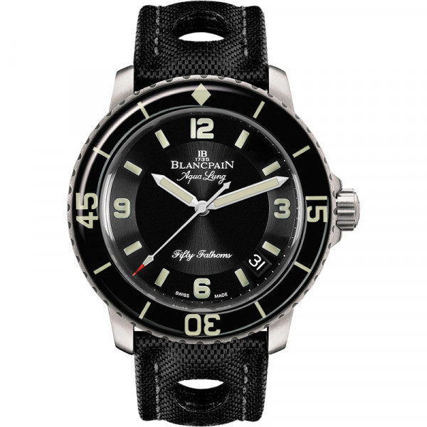 Blancpain watches Tribute to Fifty Fathoms Aqua Lung Limited Edition 500