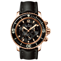 Blancpain watches Fifty Fathoms Flyback Chronograph