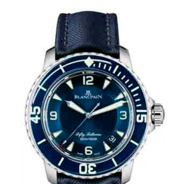 Blancpain watches Fifty Fathoms Automatique Limited