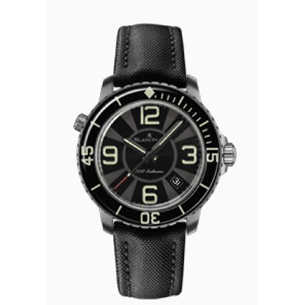 Blancpain watches Sport 500 Fathoms Titanium Limited edition 500