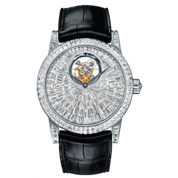 Blancpain watches Specialites Tourbillon Diamants