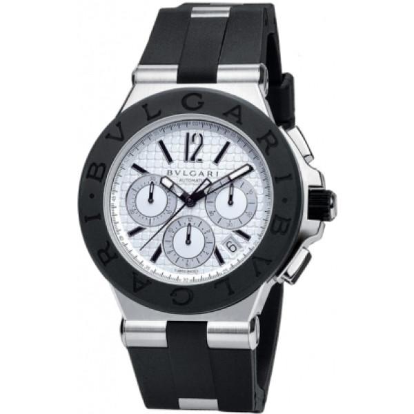 Bvlgari Bvlgari Diagono Chronograph Automatic Mens Watch