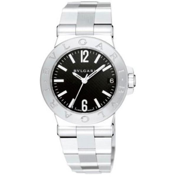 Bvlgari Bvlgari Diagono Quartz Steel Ladies Watch