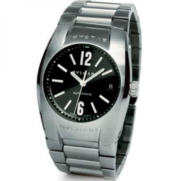 Bvlgari Bvlgari Ergon Steel Black Unisex Watch