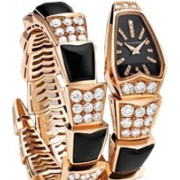 Bvlgari Serpenti quartz watch