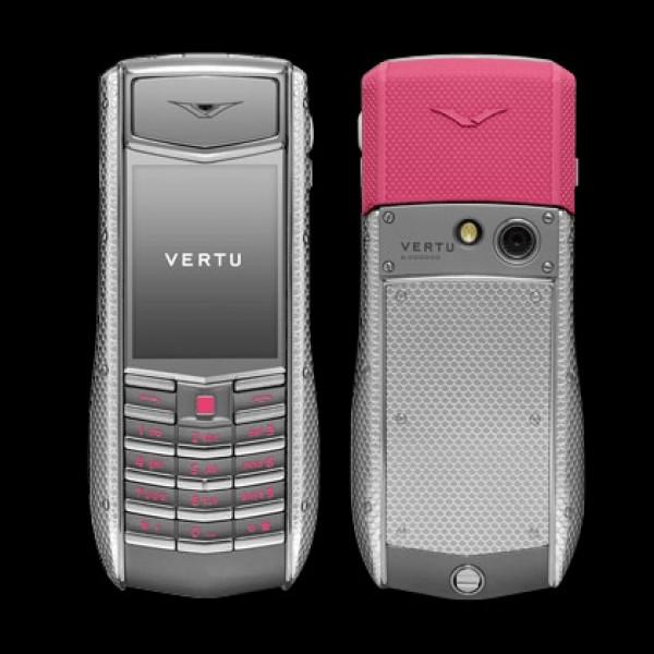 Vertu Ascent Ti Neon Hot Pink