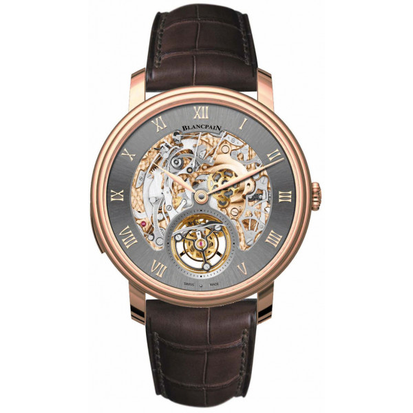 Blancpain watches Carrousel Repetition Minutes Le Brassus