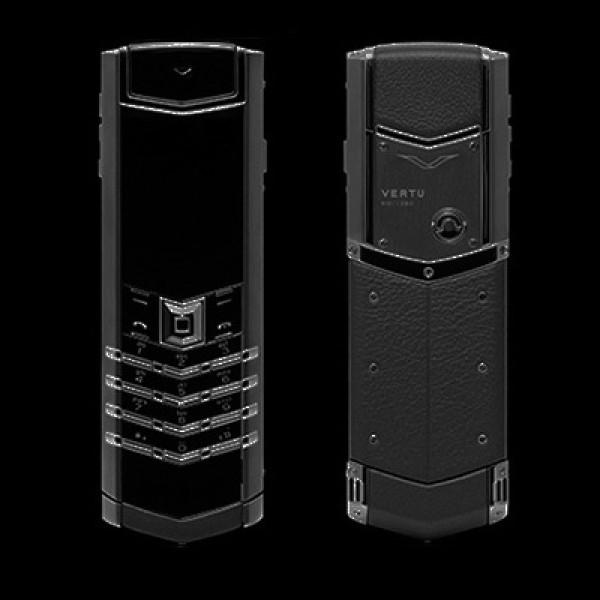 Vertu Signature S Design Pure Black