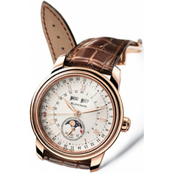 Blancpain watches Le Brassus GMT
