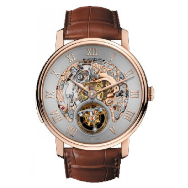 Blancpain watches Carrousel Repetition Minutes Limited Edition 10