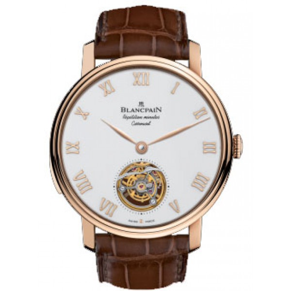 Blancpain watches Minute Repeater Carrousel Limited Edition