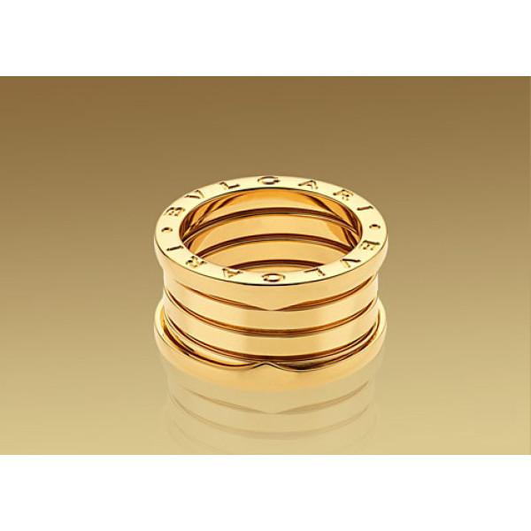 Кольцо Bulgari B.Zero1, желтое золото