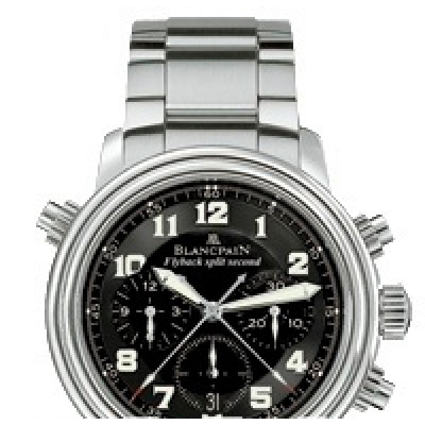 Blancpain watches Leman Split-seconds chrono