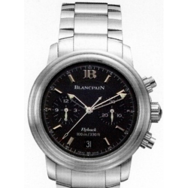 Blancpain watches Leman Aqua Lung Flyback Chronograph