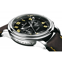 Blancpain watches Leman Flyback Peking To Paris