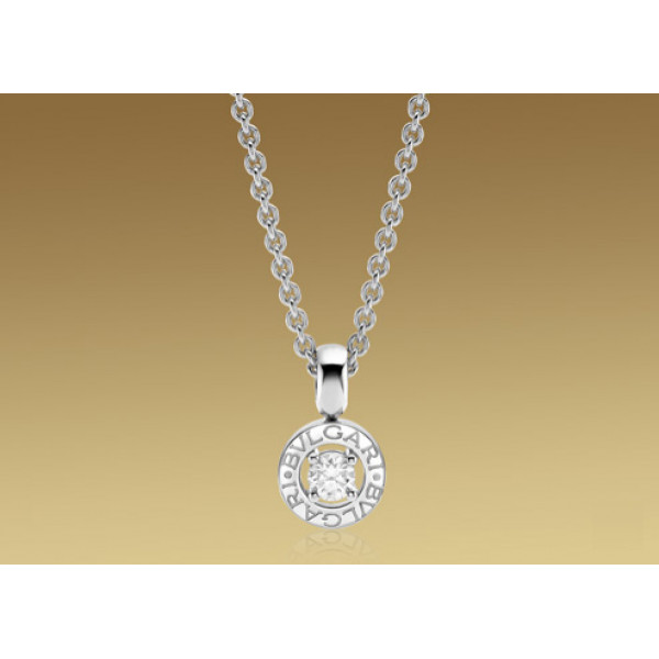 Ожерелье Bulgari Bulgari белое золото, бриллиант