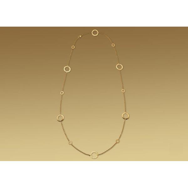 Ожерелье Bulgari Bulgari желтое золото